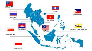 Mapa ASEAN