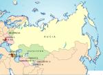 Mapa da CEI