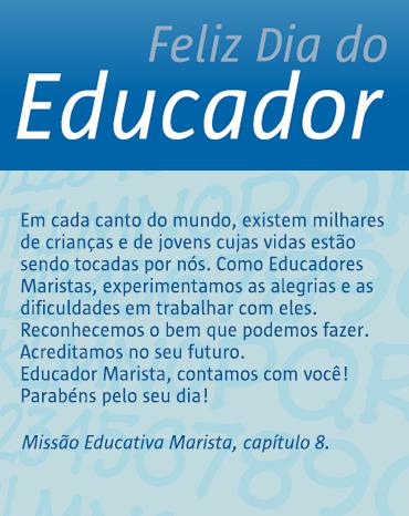 Dia do Educador